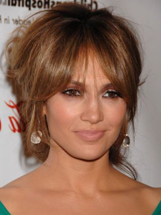 9 Jennifer Lopez Hairstyles, Cuts And Colors Inside Long Hairstyles Jennifer Lopez (View 24 of 25)