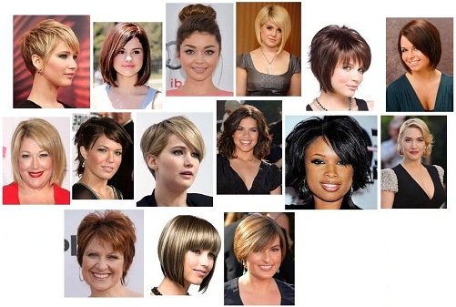 9 Latest Short Hairstyles For Women With Fat Faces | Styles At Life Pertaining To Long Hairstyles For Fat Women (View 24 of 25)