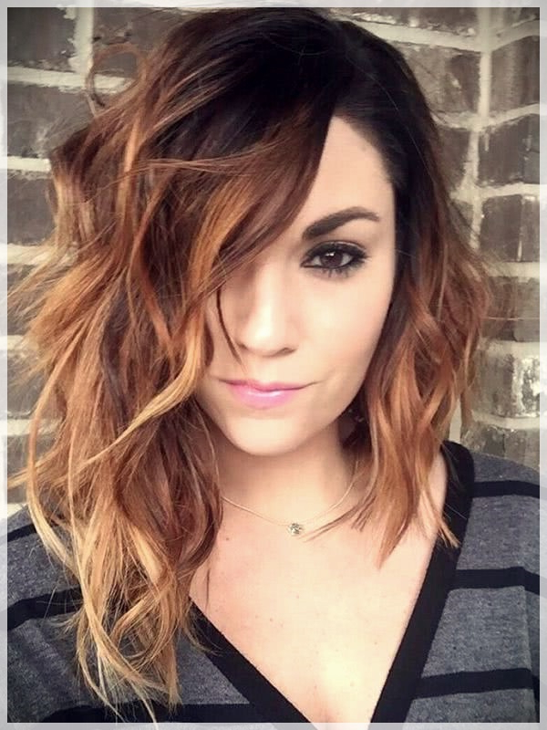 90 Bob Haircut Trends 2019 – Short And Curly Haircuts Regarding One Side Long Haircuts (View 15 of 25)