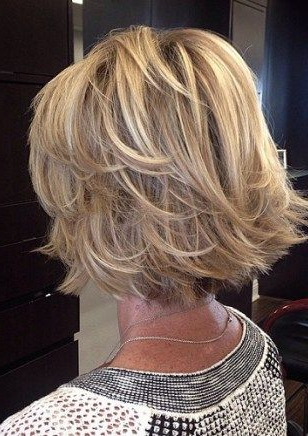 90 Classy And Simple Short Hairstyles For Women Over 50 | Personal With Regard To White Blonde Flicked Long Hairstyles (View 3 of 25)