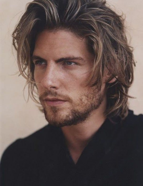 91 Amazing Long Hairstyles For Men To Look Like Gladiators Inside Long Hairstyles With Highlights (View 17 of 25)