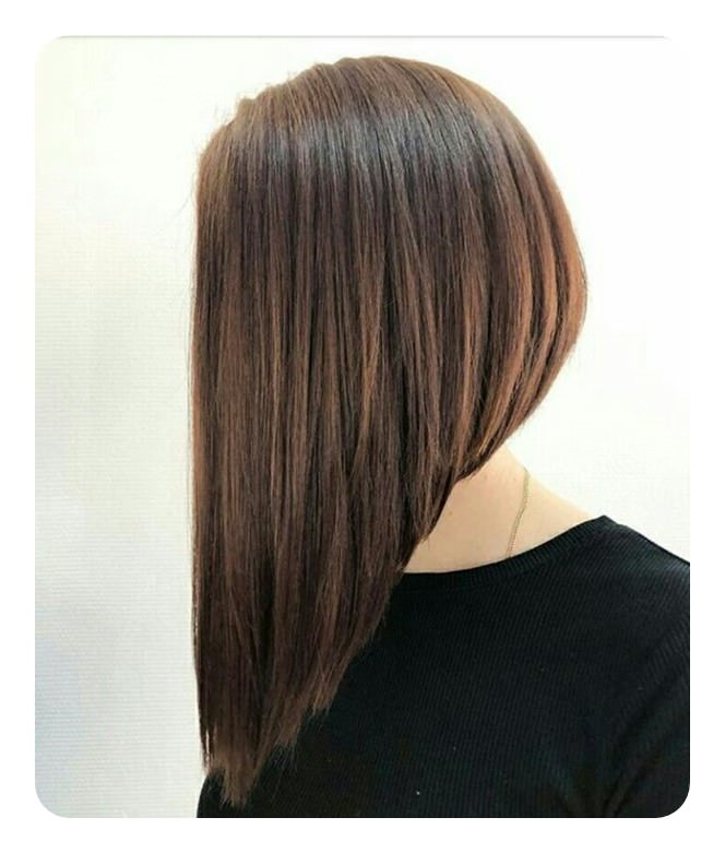 92 Layered Inverted Bob Hairstyles That You Should Try – Style Easily Throughout Hairstyles Long Inverted Bob (View 4 of 25)