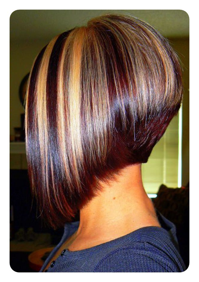 92 Layered Inverted Bob Hairstyles That You Should Try – Style Easily With Regard To Hairstyles Long Inverted Bob (View 16 of 25)