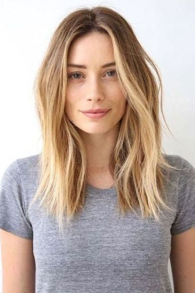 93 Of The Best Hairstyles For Fine Thin Hair For 2019 Pertaining To Medium To Long Hairstyles For Fine Hair (View 17 of 25)