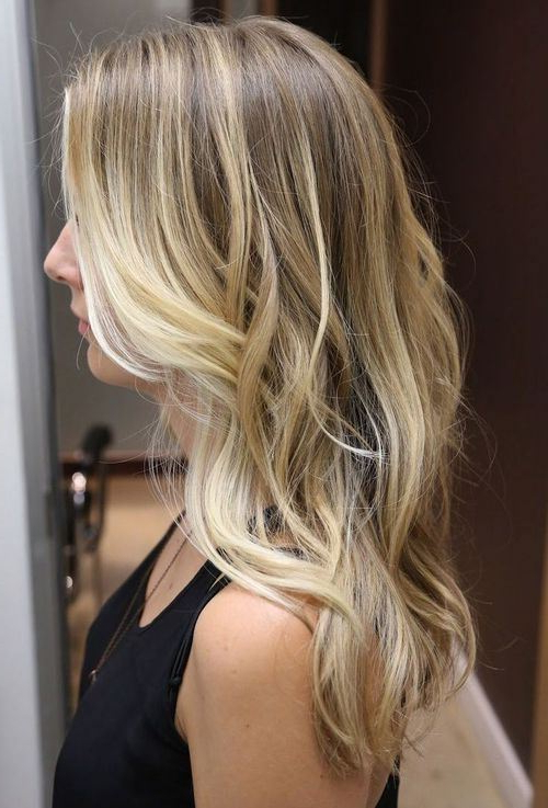 93 Of The Best Hairstyles For Fine Thin Hair For 2019 With Regard To Long Layered Fine Hair (View 4 of 25)