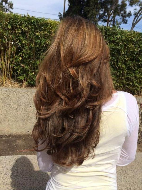 94 Layered Hairstyles And Haircuts For Every Hair Type For Long Layered Waves Hairstyles (View 15 of 25)