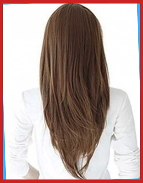 94 Layered Hairstyles And Haircuts For Every Hair Type Throughout Reddish Brown Hairstyles With Long V Cut Layers (View 24 of 25)