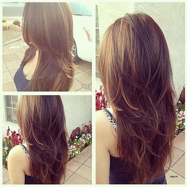 94 Layered Hairstyles And Haircuts For Every Hair Type Within Effortlessly Layered Long Hairstyles (View 24 of 25)