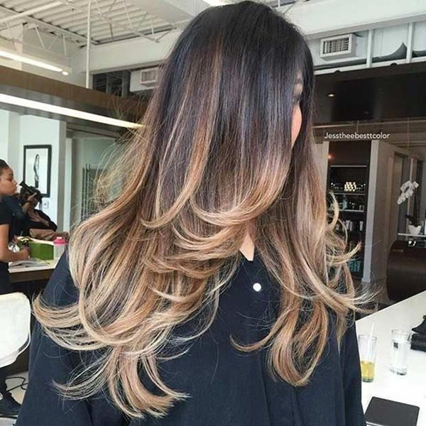 94 Layered Hairstyles And Haircuts For Every Hair Type Within Long Hairstyles At Home (View 20 of 25)