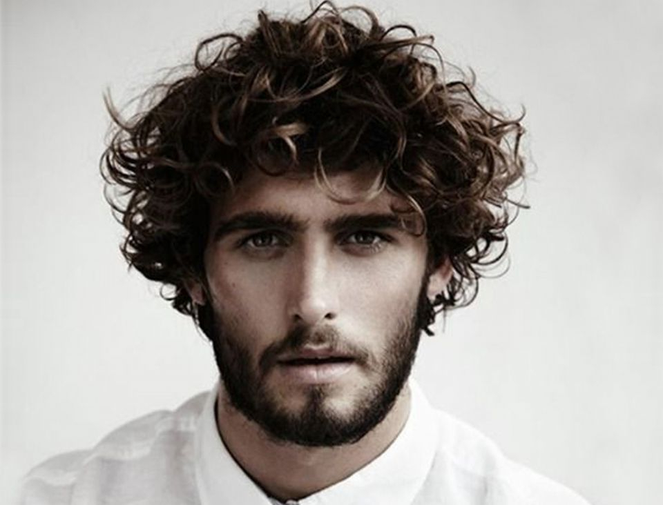 96 Curly Hairstyle & Haircuts – Modern Men's Guide Inside Wavy Curly Long Hairstyles (View 19 of 25)