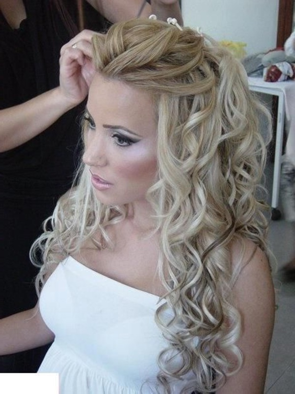 98 Attractive Party Hairstyles For Girls With Regard To Long Hairstyles For A Party (View 13 of 25)