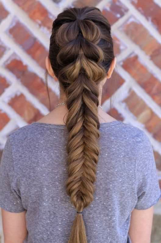 99 Most Fashionable Prom Hairstyles This Year With Regard To Accent Braid Prom Updos (View 19 of 25)