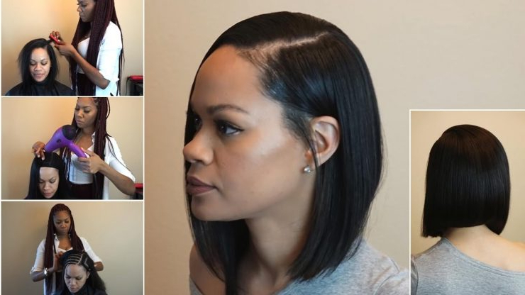 A Beginner's Guide To The Quick Weave | Un Ruly Within Long Hairstyles Quick Weave (View 12 of 25)