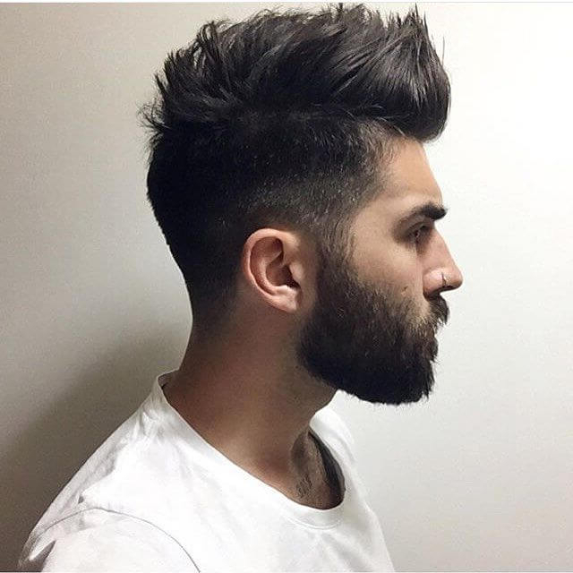 Achieve Amazing Spiky Hairstyles For Men – Hairstyles & Haircuts For For Spiky Long Hairstyles (View 10 of 25)