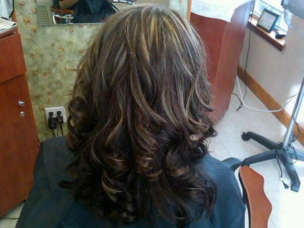 Afrkroou Highlights Lowlights For Brown Hair | Sophie Hairstyles – 38130 Within Long Hairstyles Highlights And Lowlights (View 23 of 25)