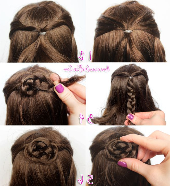 Featured Photo of Cute Hairstyles For American Girl Dolls With Long Hair