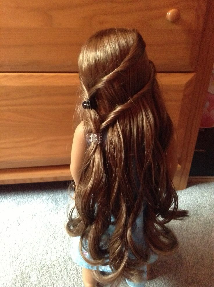 American Girl Doll Hairstyles For Long Hair Cute American Girl Doll With Regard To Cute Hairstyles For American Girl Dolls With Long Hair (View 16 of 25)