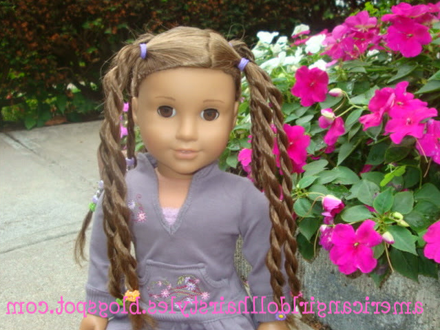 American Girl Doll Hairstyles | Sophie Hairstyles – 46717 With Regard To Cute Hairstyles For American Girl Dolls With Long Hair (View 18 of 25)