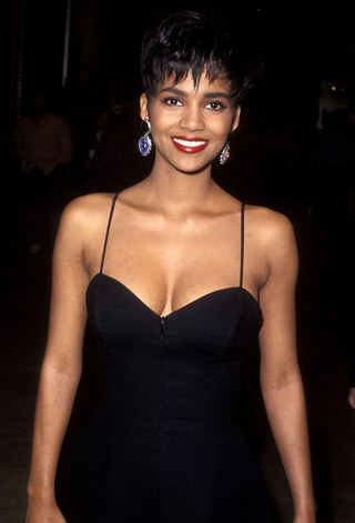 An Exploration Of Halle Berry's Ever Changing Hairstyles And Age Intended For Halle Berry Long Hairstyles (View 21 of 25)