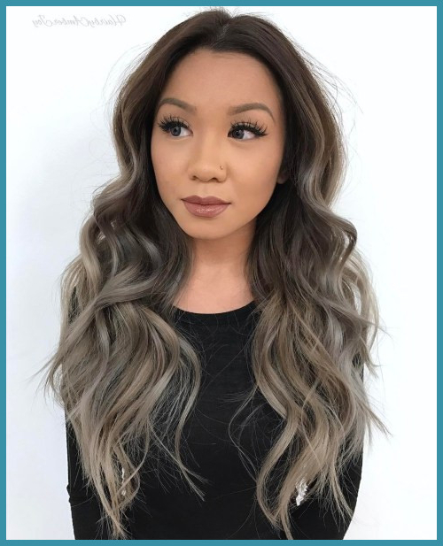 Asian Long Hairstyles 312904 30 Modern Asian Girls Hairstyles For In Long Hairstyles Modern (View 18 of 25)