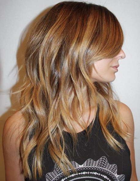 Ask For Shorter Layers Around The Crown For Volume!! Long Layered Pertaining To Long Hairstyles With Volume At Crown (View 8 of 25)