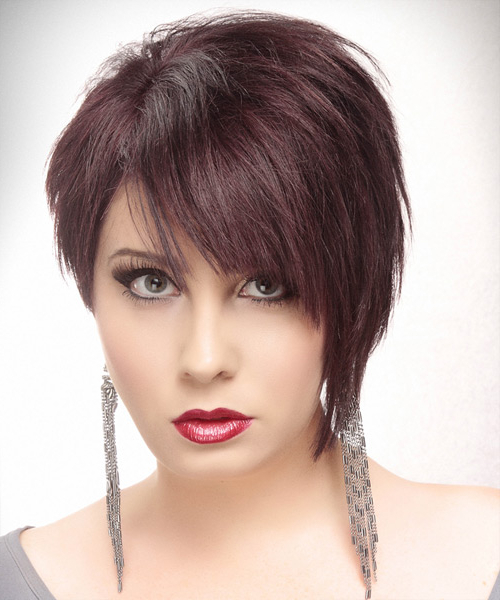 Asymmetrical Hairstyles And Haircuts In 2019 With Regard To One Side Short One Side Long Hairstyles (View 9 of 25)