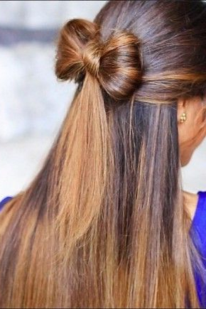 Awesome Chic Christmas Party Hairstyles For 2016 Home // #2016 #chic For Long Hairstyles At Home (View 18 of 25)
