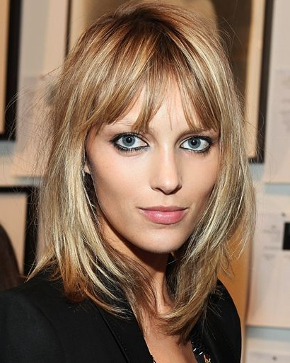 Bangs On Fine Thin Hair – Google Search | Fine Haircut Styles In Within Haircuts For Long Fine Hair With Bangs (View 3 of 25)