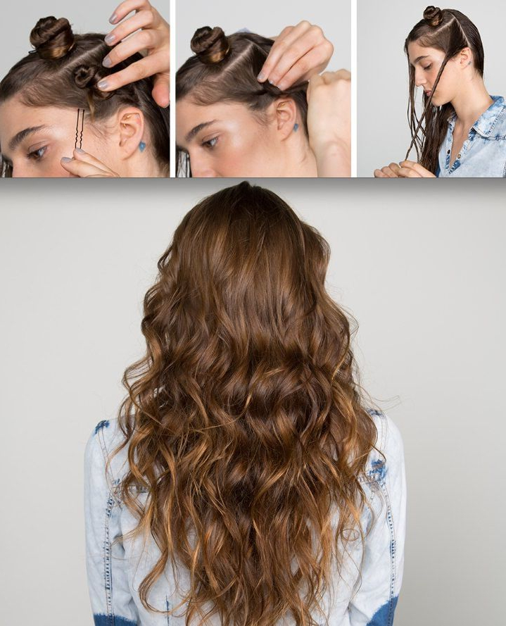 Beach Waves Done 5 Different Ways: Life's A Beach! | D Iy | Curly Intended For Long Hairstyles Beach Waves (View 9 of 25)