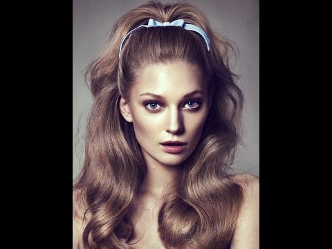 Beautiful 60's Hairstyles For Long Hair – Youtube Pertaining To 1960S Long Hairstyles (View 4 of 25)