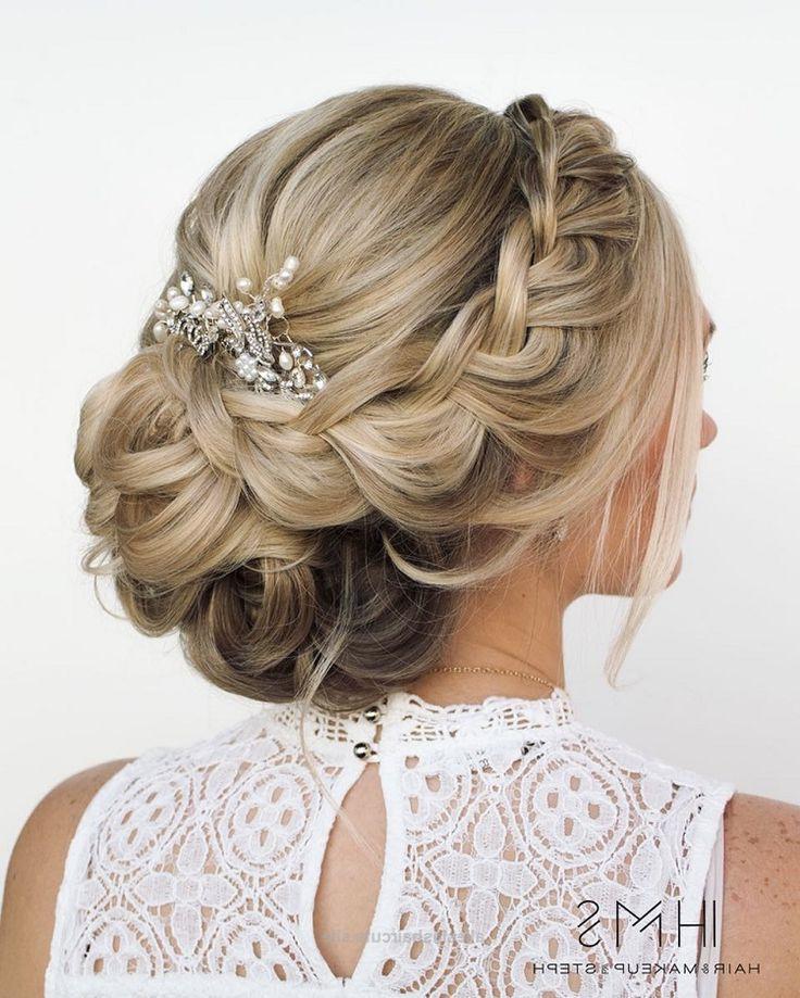 Beautiful Beautiful Braided Updo Hairstyles, Upstyles, Elegant Updo Pertaining To Long Hairstyles Upstyles (View 12 of 25)