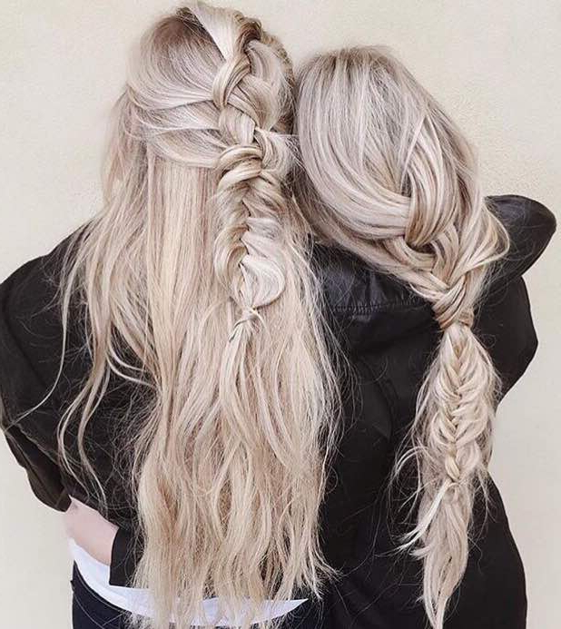 Beautiful, Easy Hairstyles For Summer | 24Beautytutorial Within Long Easy Hairstyles Summer (View 16 of 25)