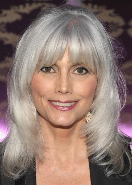 Beautiful Gray Hair Cuts – Hair World Magazine With Long Hairstyles For Grey Hair (View 22 of 25)