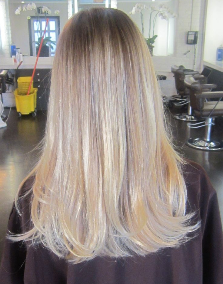 Beautiful Long Layered Hairstyles 2015 Back View | Full Dose Pertaining To Long Hairstyles Back View (View 10 of 25)