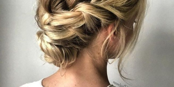 Beautiful Updo Hairstyles, Upstyles, Elegant Updo ,chignon ,bridal With Long Hairstyles Upstyles (View 23 of 25)