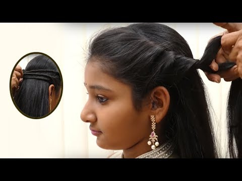 Beautifull And Easy Nice Hairstyles For Cute Little Girls//kids Hair Inside Long Hairstyles For Young Ladies (View 22 of 25)