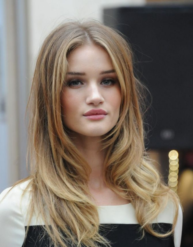 Best 2018 Hairstyles For Straight Thin Hair – Give It Flair For Long Hairstyles That Frame The Face (View 11 of 25)