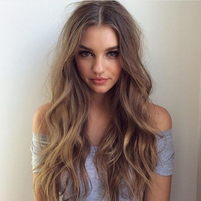 Best 2018 Hairstyles For Straight Thin Hair – Give It Flair Intended For Long Hairstyles Straight Thin Hair (View 12 of 25)