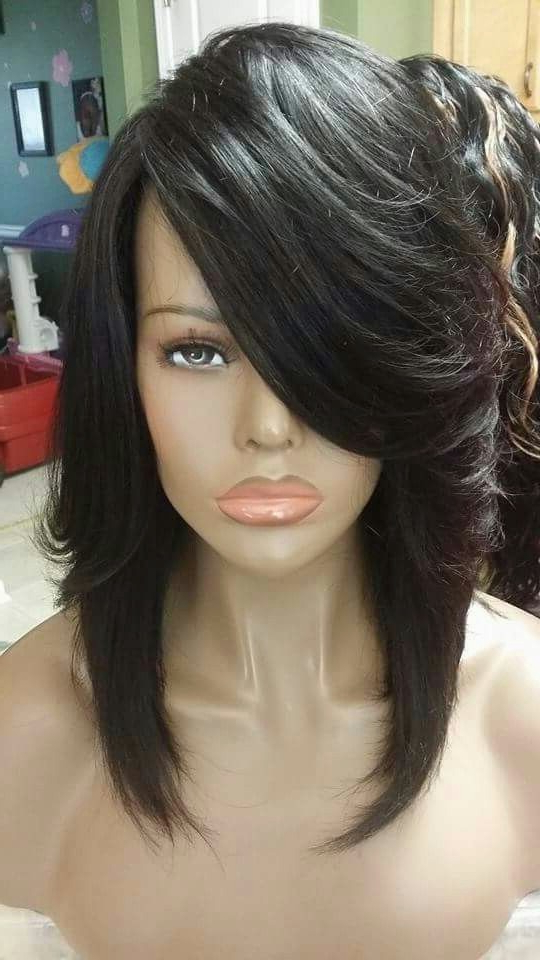 Best 25 Quick Weave Ideas On Pinterest For Quick Weave Long For Long Hairstyles Quick Weave (View 15 of 25)