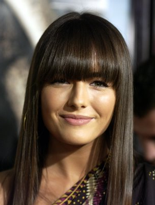 Best Bangs For A Long Face Shape – Hair World Magazine In Long Hairstyles For Round Faces With Bangs (View 7 of 25)