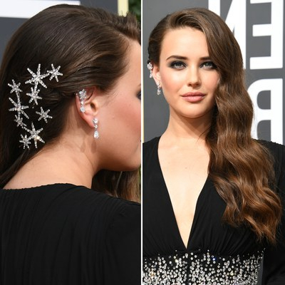 Best Hairstyle Ideas For Long Hair From 2018 Red Carpets | Allure In Long Hairstyles Pulled To One Side (View 19 of 25)