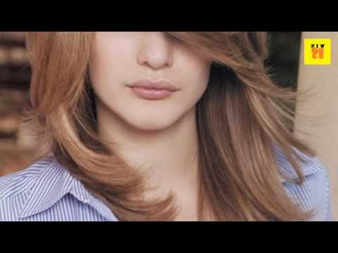 Best Hairstyle Tips For Square Faces Women – Youtube Regarding Best Long Haircuts For Square Faces (View 20 of 25)