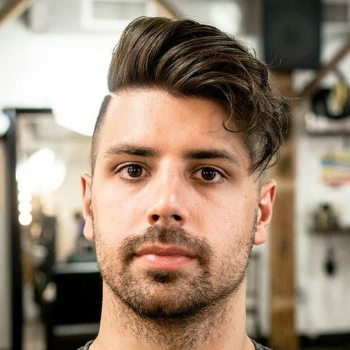 Best Hairstyles For Men With Round Faces | Men's Hairstyles + Intended For Long Hairstyles For Round Face Man (View 3 of 25)