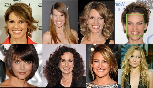Featured Photo of Long Hairstyles Rectangular Face Shape
