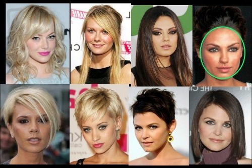 Best Hairstyles For Your Face Shape – Round Regarding Long Hairstyles Round Face Shape (View 14 of 25)