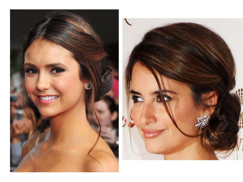Best Hairstyles To Go With A High Collar Dress | Hair And Makeup Intended For Dishevelled Side Tuft Prom Hairstyles (View 11 of 25)
