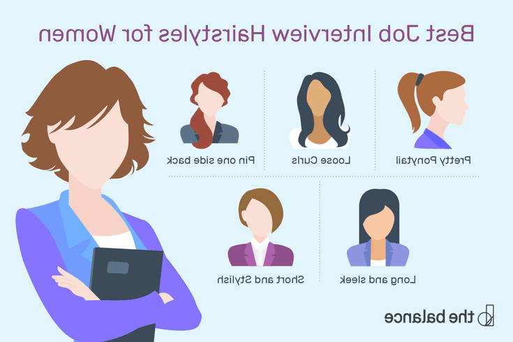 Best Job Interview Hairstyles For Women Pertaining To Long Hairstyles Job Interview (View 8 of 25)