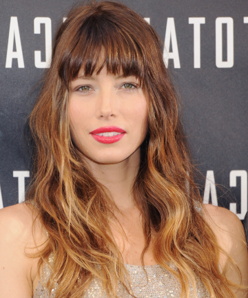 Best Long Hairstyles: Blunt Bangs With Long Lengths, 15 Seriously Within Best Long Hairstyles With Bangs (View 10 of 25)