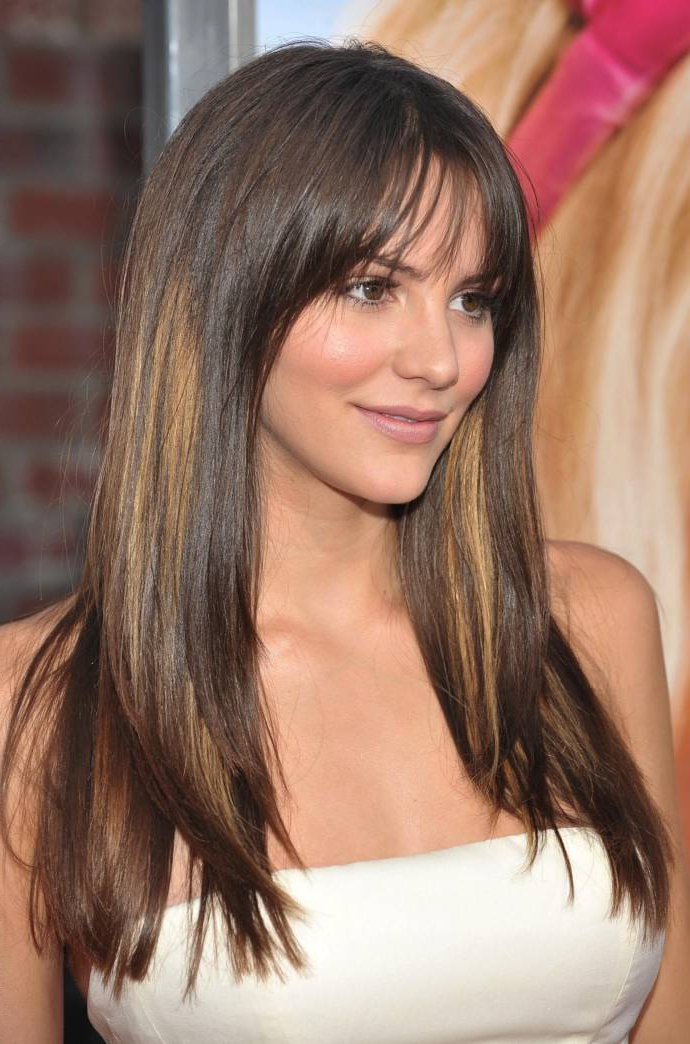 Best Medium Length Hairstyles With Highlights With Highlighted Long Hairstyles (View 16 of 25)