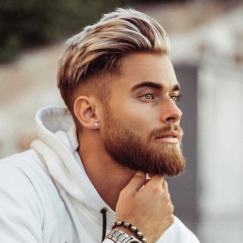 Best Men's Haircuts For Your Face Shape 2019 | Men's Hairstyles + Inside Long Hairstyles For Oval Faces (View 21 of 25)